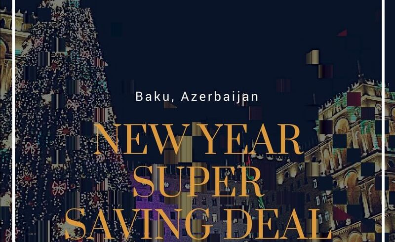 NEW YEAR IN AZERBAIJAN 2019